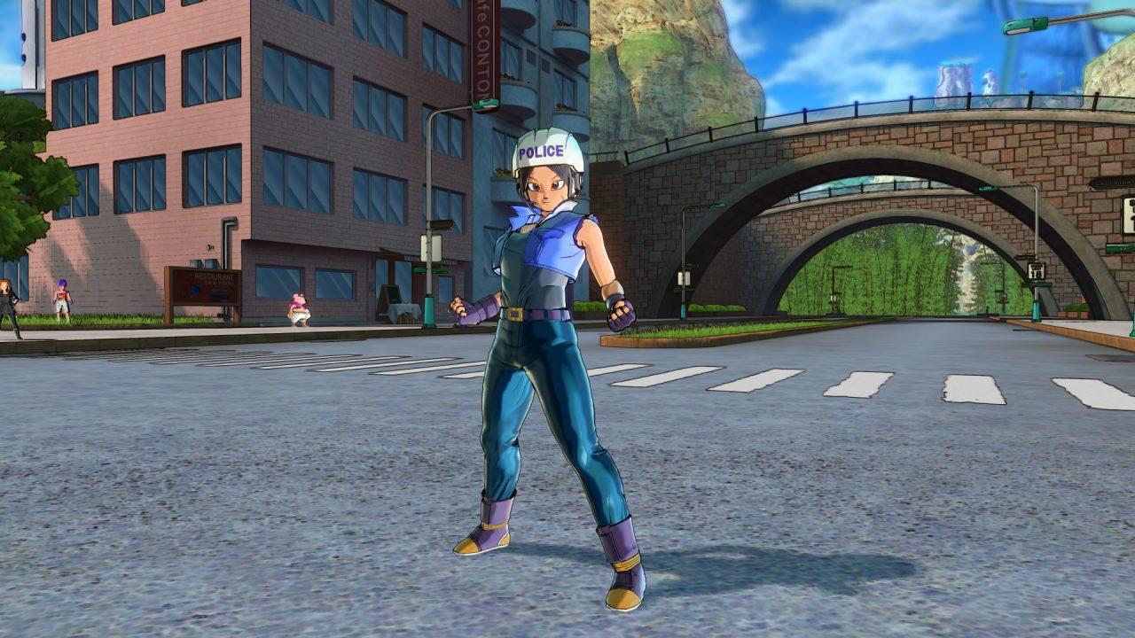 Dragon Ball Xenoverse 2 custom character