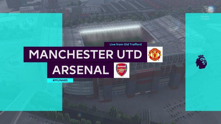 Man Utd vs. Arsenal