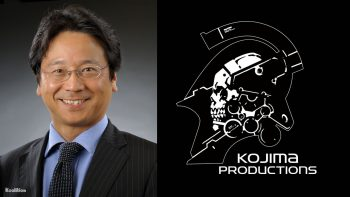 Former Konami President, Shinji Hirano, becomes president at Kojima Productions