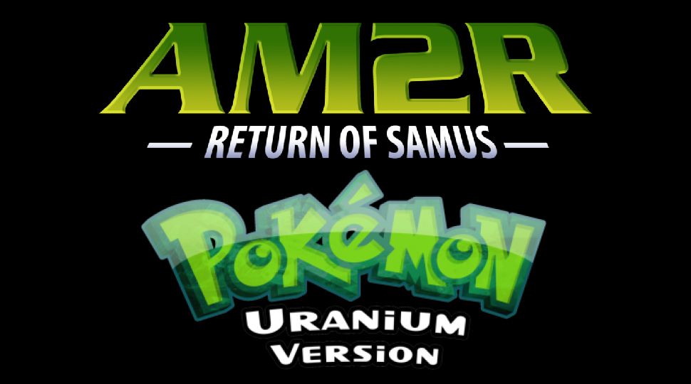 Project AMR2 and Pokemon Uranium Version