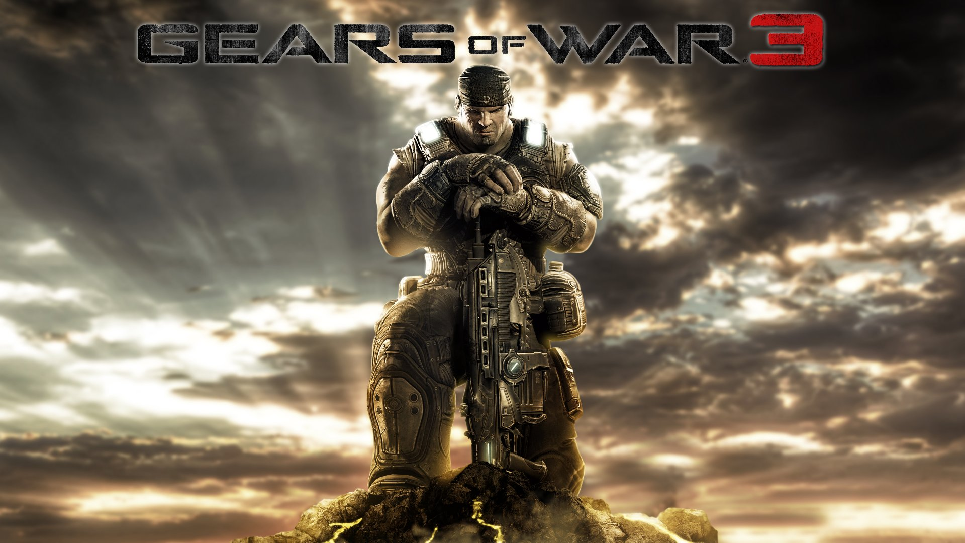 Gears Of War 3 Wallpapers: The Art Of Gears Of War 3 Book Review