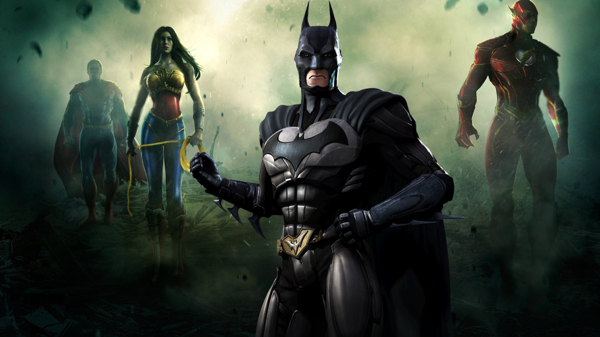 Injustice Gods Among Us 10 DLC Characters Worth Adding The Koalition