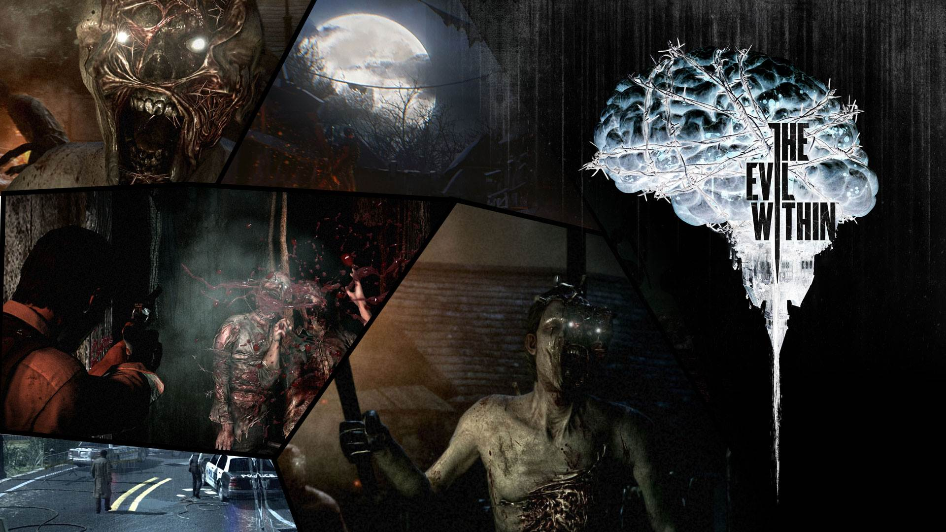 The Evil Within Wallpapers Or Desktop Backgrounds: The Evil Within Preview