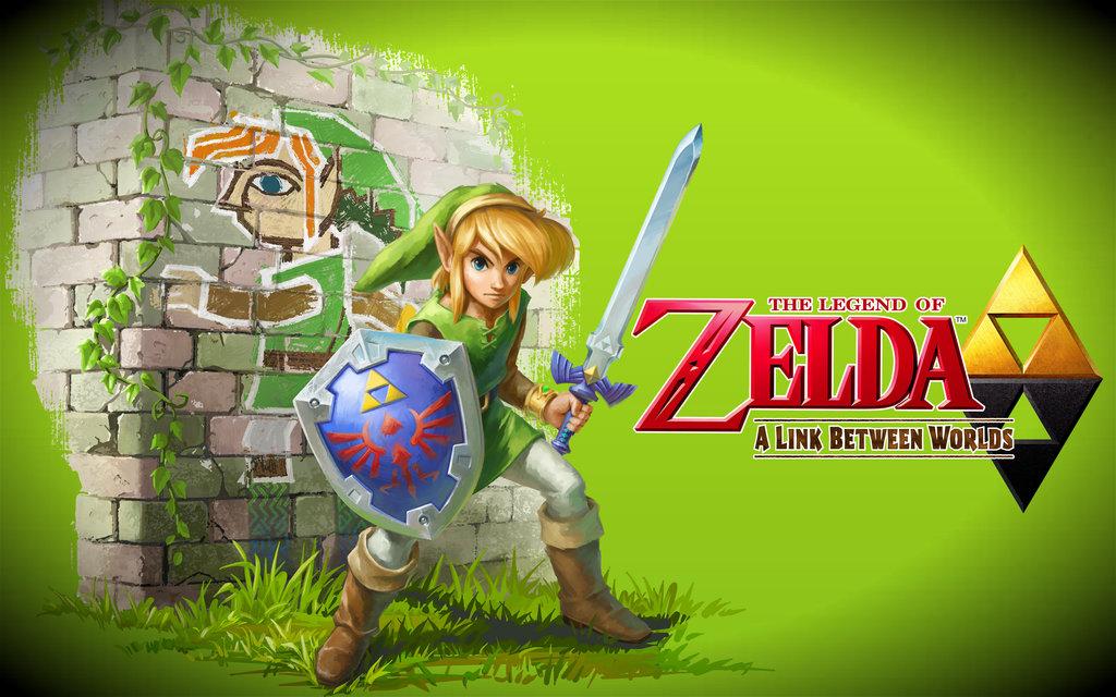 Get a Free The Legend of Zelda: A Link Between Worlds ...
