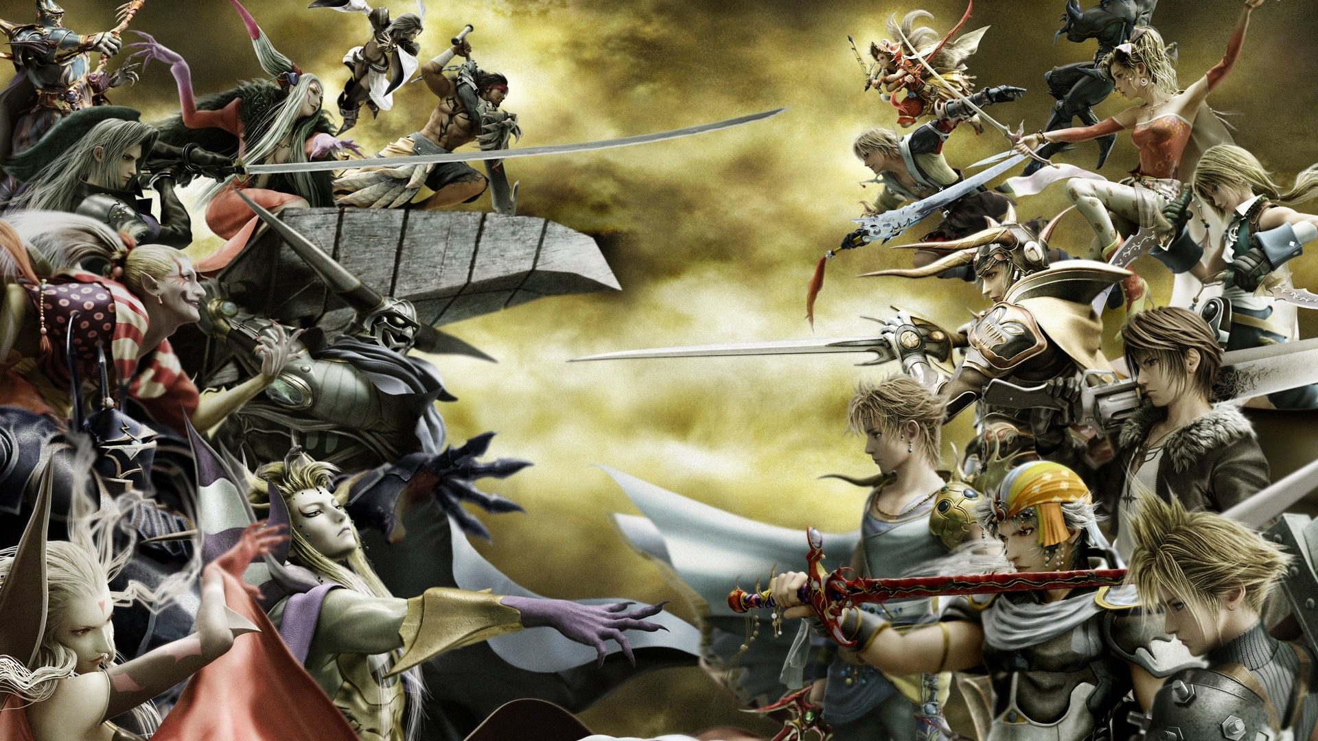 the top 6 best final fantasy villains of all time the