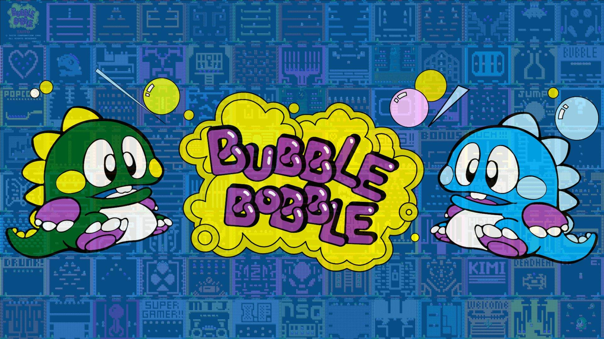 Retro Recap: Bubble Bobble - The Koalition