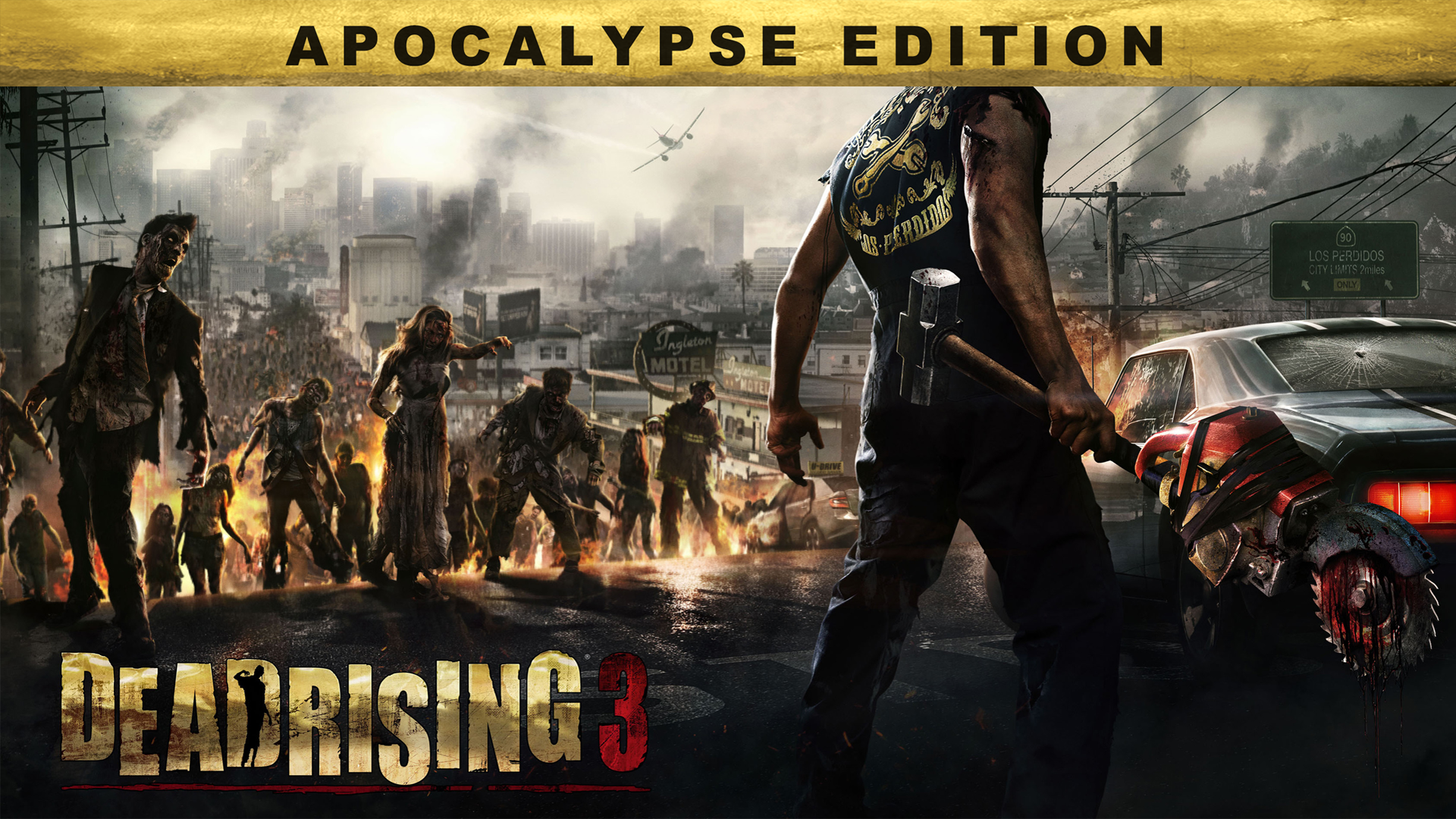 Dead rising 3 apocalypse edition video review escape the city dead rising 3 apocalypse edition video review escape the city escape the game the koalition malvernweather Images