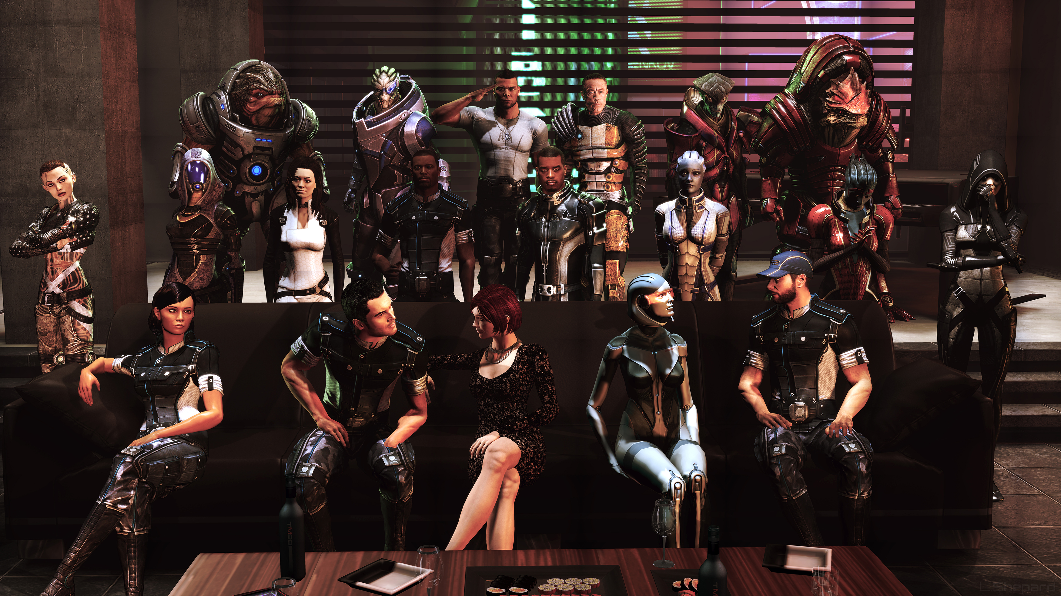 definitive ranking of mass effect s dlcs the koalition. Black Bedroom Furniture Sets. Home Design Ideas