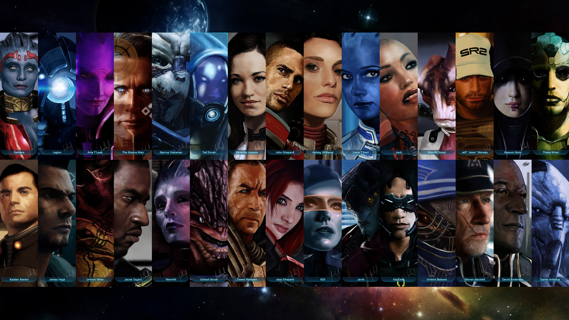 Definitive Ranking Of The Mass Effect Squad Members - The Koalition-4247