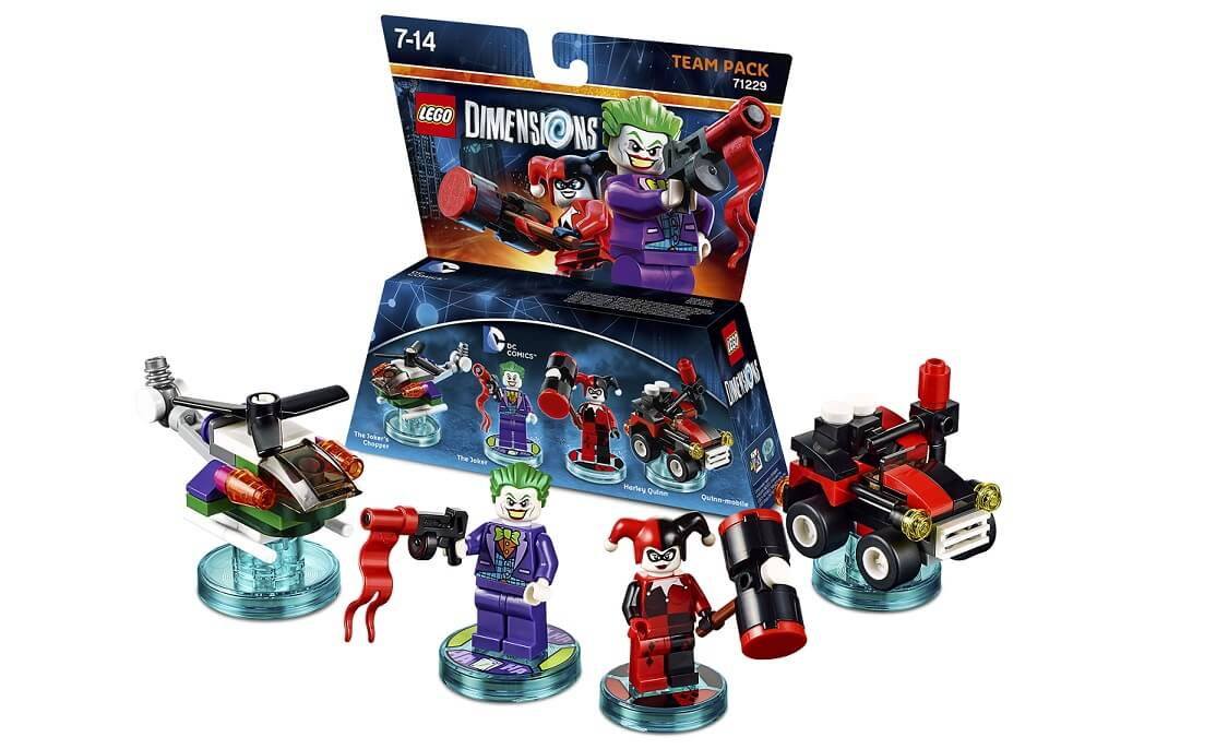 Get Ready to File for Bankruptcy: LEGO Dimensions Offers a Closer ...