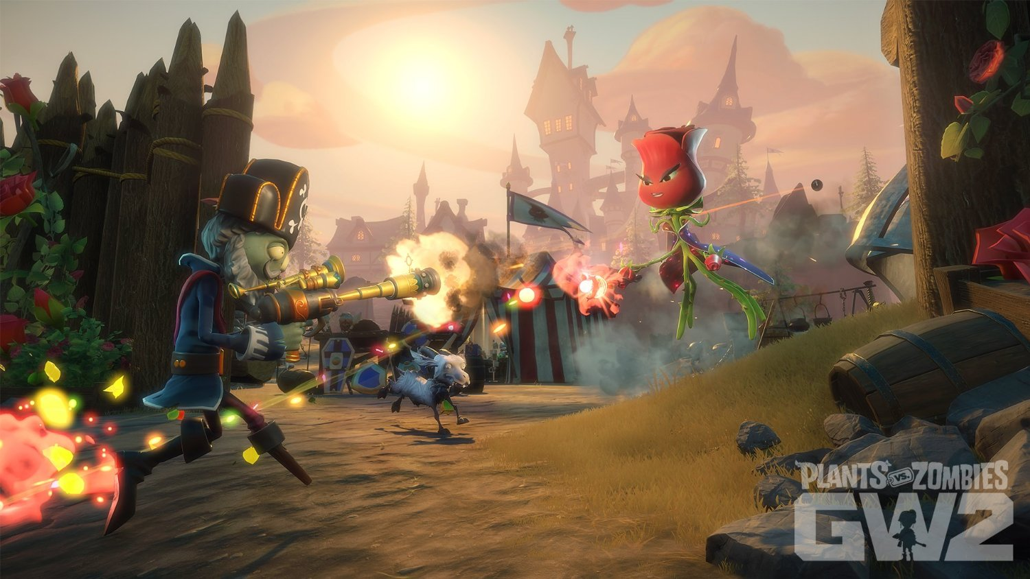 Plants Vs Zombies Garden Warfare 2 2 The Koalition