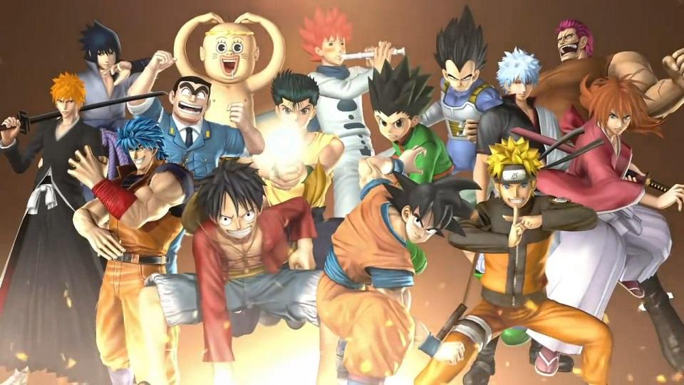 J Stars Victory VS Review Anime Crossover