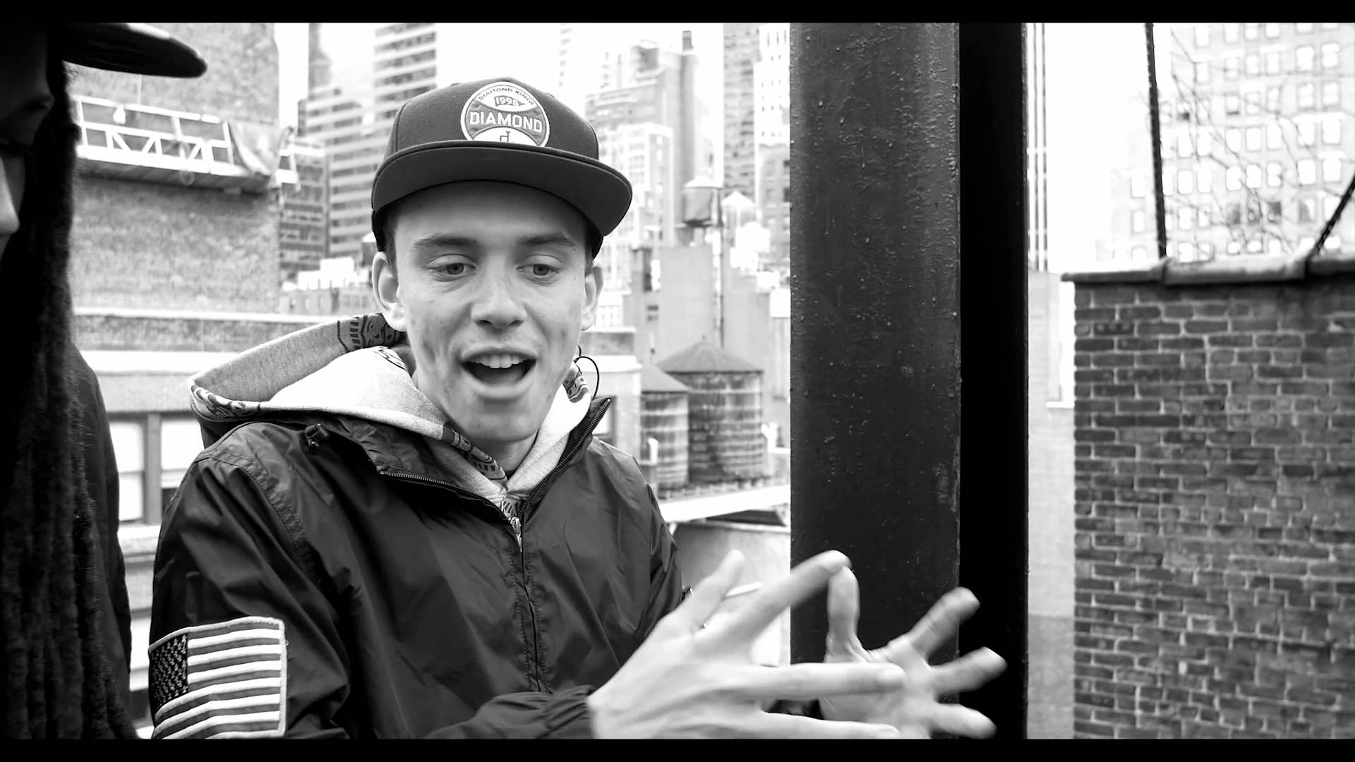 Logic Announces His Sophomore Albumand Film The Koalition