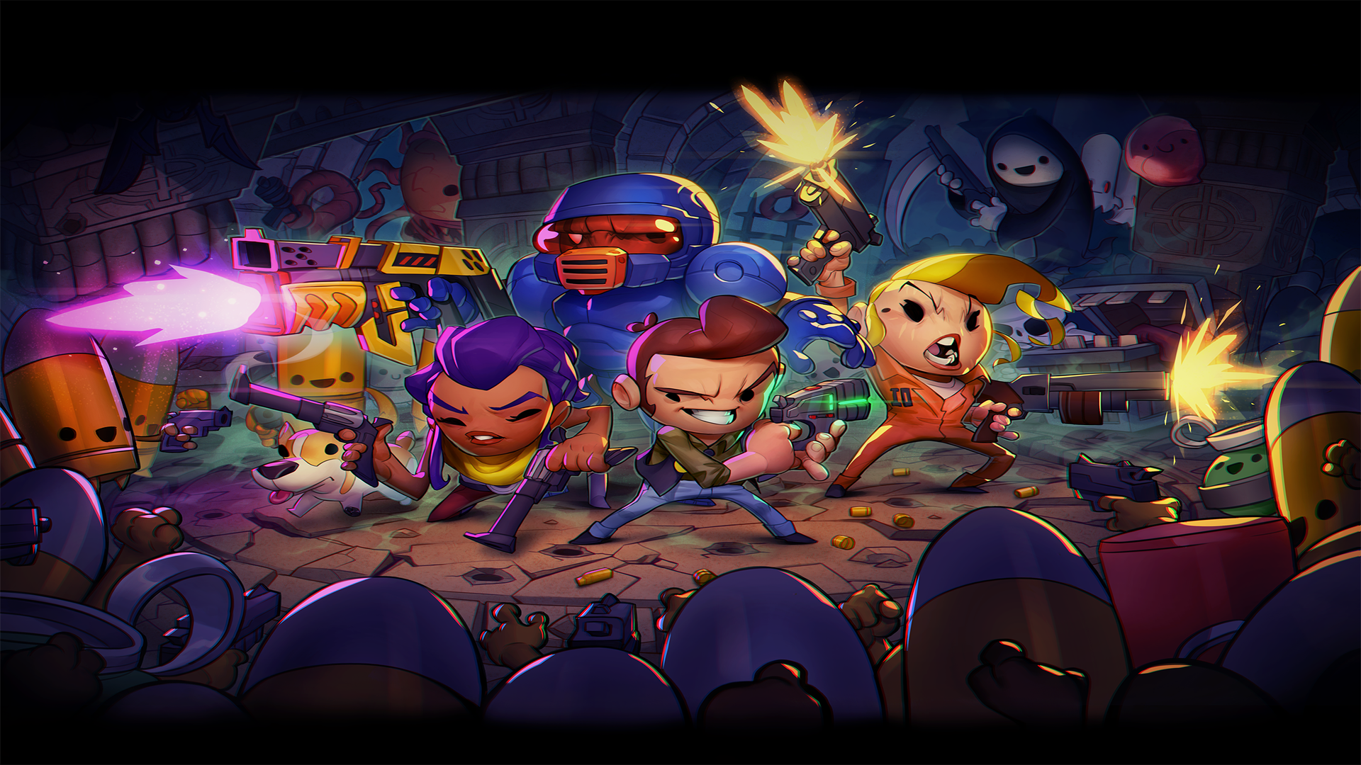 Enter The Gungeon Hands-On Preview – Gather Your Awesome – The Koalition