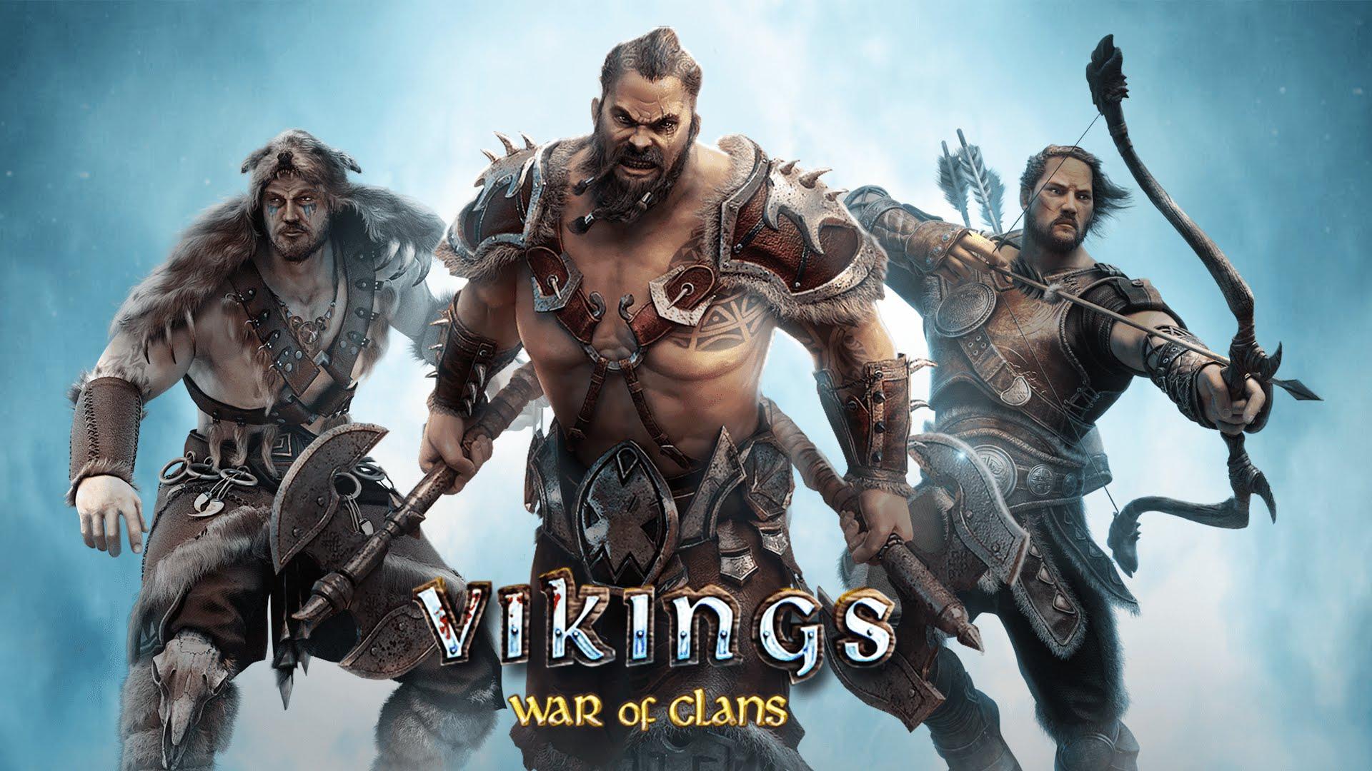Vikings War of Clans обновление 2017