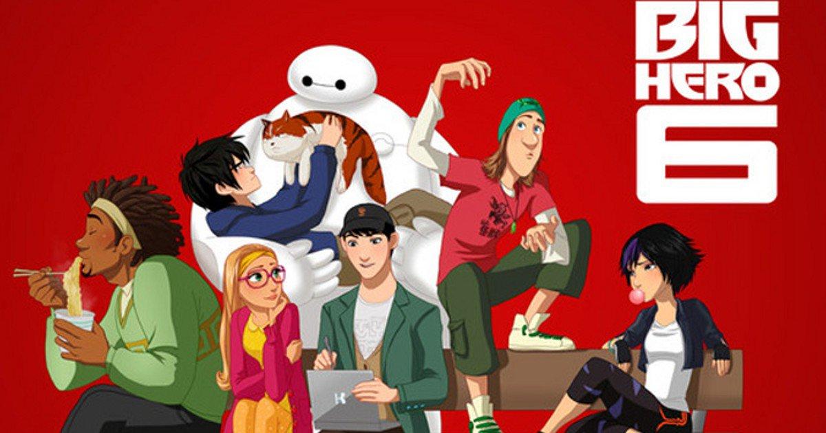 Big Hero 6 Games & Activities   Disney Movies