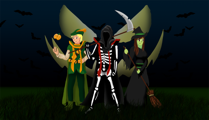 Run, Escape From the Horror of RuneScape's Halloween Events ...