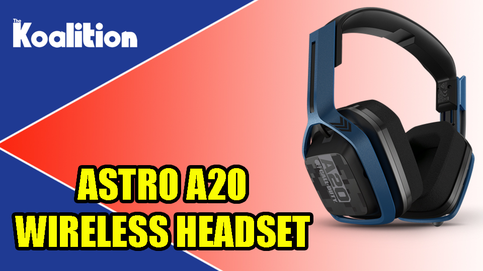 astro gaming x call of duty a20 wireless headset unboxing. Black Bedroom Furniture Sets. Home Design Ideas