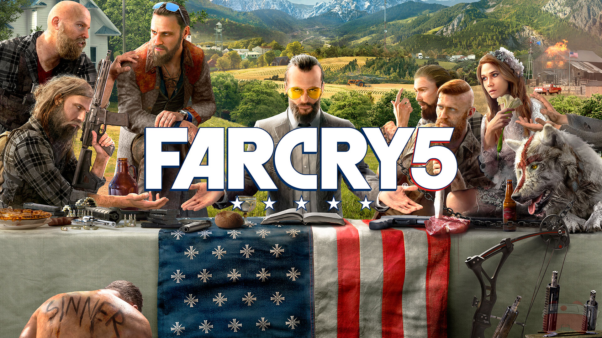 Far Cry 5 Stör