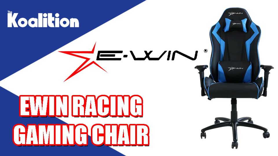 E Win Racing Champion Gaming Chair Unboxing And